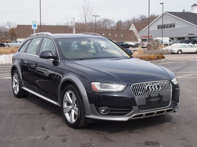 2014 Audi Allroad 2.0T Premium Plus Station Wagon