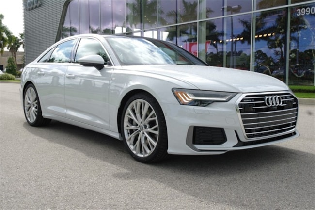 New 2019 Audi A6 For Sale In Stuart Serving Vero Beach Skuakn038290