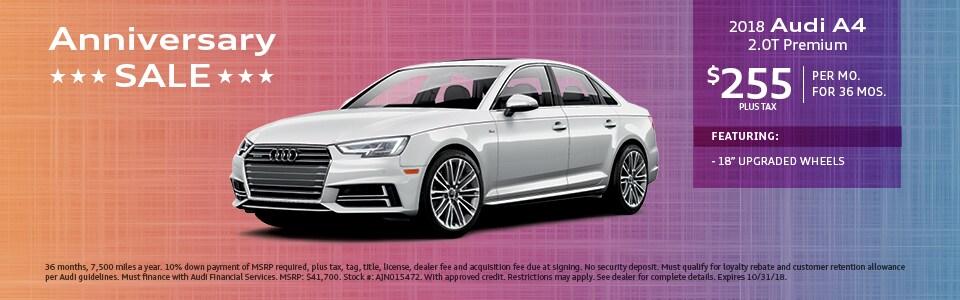 New Audi A Lease Specials Stuart FL - Audi a4 lease