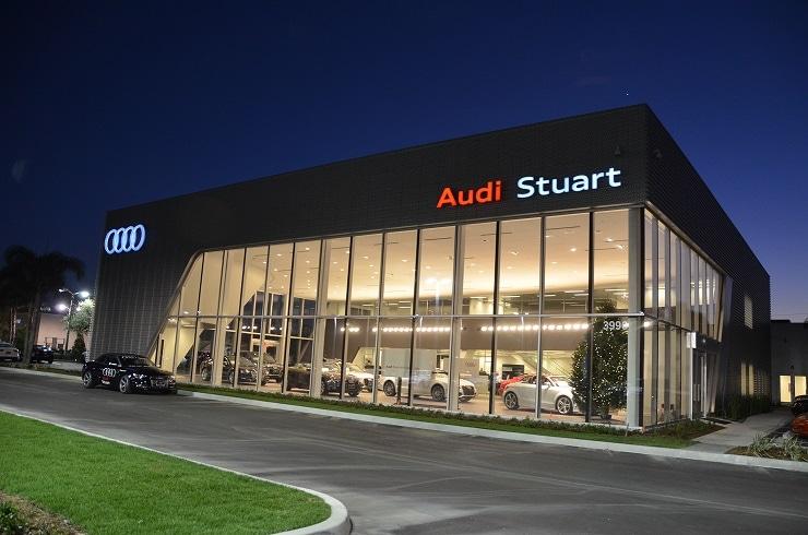 About Audi Stuart New Used Audi Dealer Near Palm Beach Gardens - Audi stuart