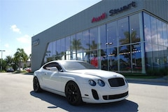2010 Bentley Continental Supersports Base Coupe
