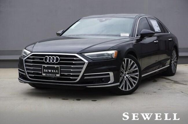 New 2019 Audi A8 L 3.0T Sedan For Sale in Sugar Land, TX
