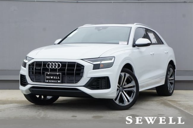 New 2019 Audi Q8 For Sale In Sugar Land Houston