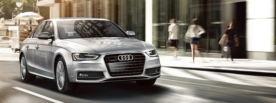 Compare Audi A Audi Sugar Land - Audi a4 comparable cars
