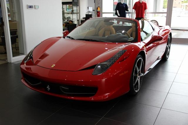 New 2014 Ferrari 458 Spider For Sale Sylvania Oh