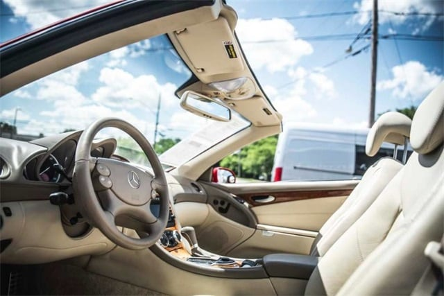 Used 2003 Mercedes-Benz SL-Class For Sale | Sylvania OH