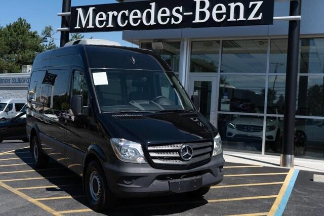 2017 Mercedes-Benz Sprinter Passenger Van Standard Roof V6 Van