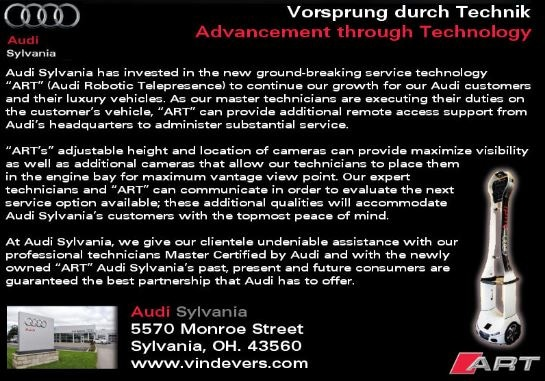 Car Repair Audi Sylvania Car Service - Audi toledo