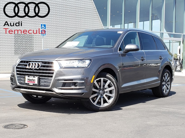 New Audi Q7 For Sale In Riverside County Audi Temecula
