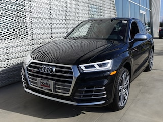 Certified Pre-Owned 2018 Audi SQ5 3.0T Premium Plus SUV For Sale in Temecula, CA
