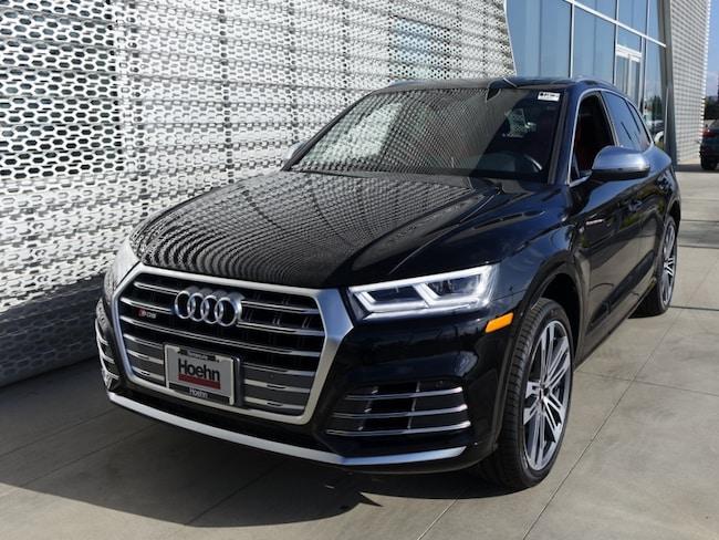 Certified Pre-Owned 2018 Audi SQ5 3.0T Premium Plus SUV For Sale in Temecula, CA