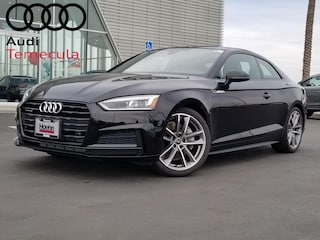 New  2019 Audi A5 2.0T Premium Plus Coupe For Sale in Temecula, CA