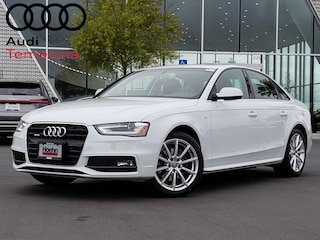Certified Pre-Owned 2016 Audi A4 2.0T Premium Plus Sedan For Sale in Temecula, CA