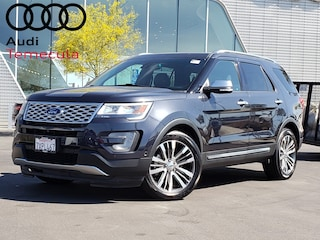 Used 2017 Ford Explorer Platinum SUV For Sale in Temecula, CA