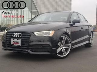 Used 2016 Audi A3 1.8T Premium Sedan For Sale in Temecula, CA