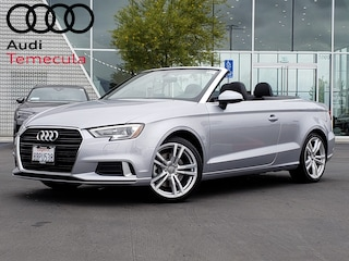Certified Pre-Owned 2018 Audi A3 2.0T Premium Convertible For Sale in Temecula, CA