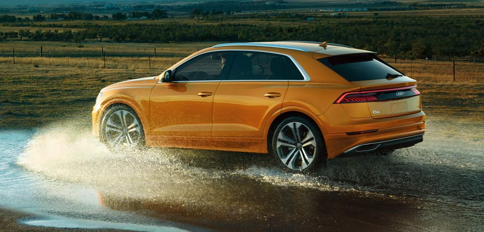 Audi Q8 Luxury Suv For Sale In Southern California