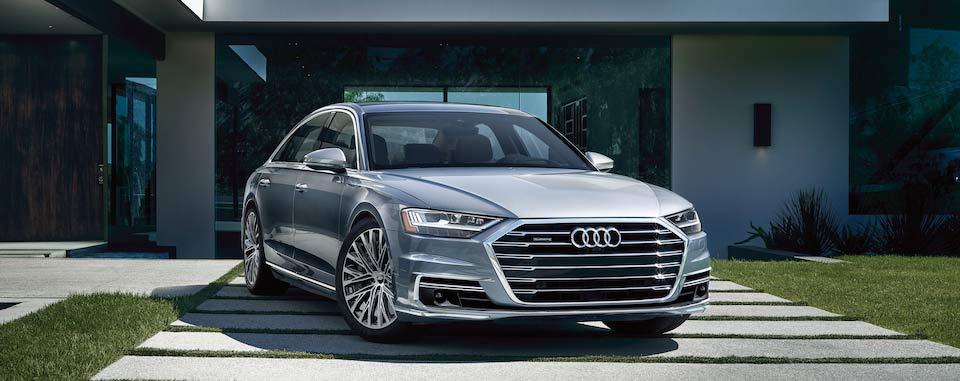 Audi A8 Luxury Sedan For Sale In Southern California