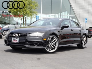 Certified Pre-Owned 2016 Audi S7 4.0T Hatchback For Sale in Temecula, CA