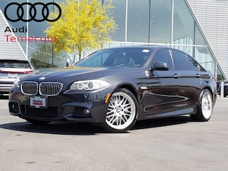 Used 2013 BMW 5 Series 535i Sedan For Sale in Temecula, CA