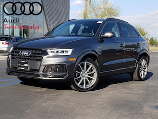 Certified Pre-Owned 2018 Audi Q3 2.0T Premium Plus SUV For Sale in Temecula, CA