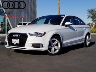 Certified Pre-Owned 2018 Audi A3 2.0T Premium Sedan For Sale in Temecula, CA