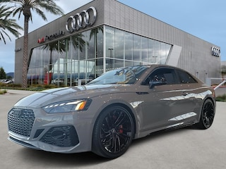 New 2021 Audi RS 5 2.9T Coupe in Temecula, CA
