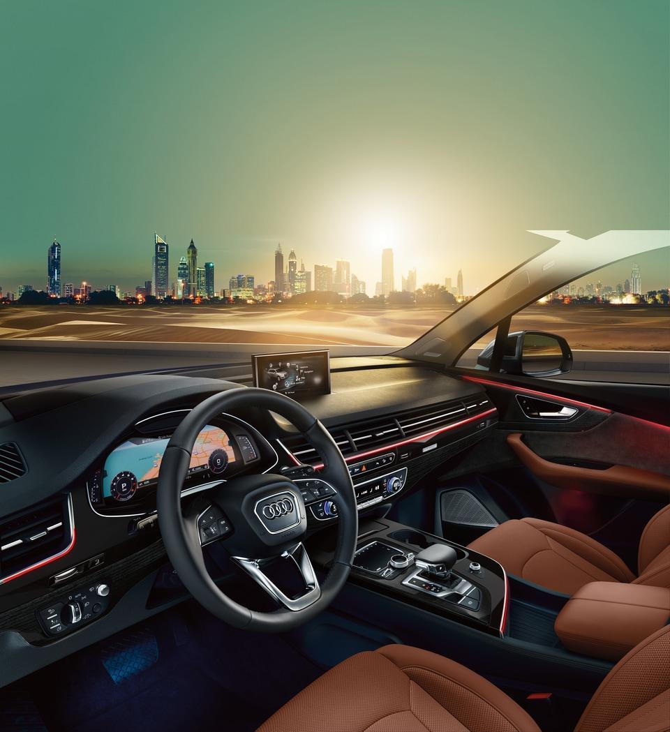 Audi Q7 Vs. BMW X5 Luxury SUV Comparison