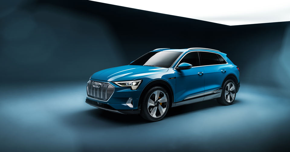 Audi e-tron  Features in Temecula