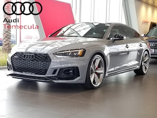 New  2019 Audi RS 5 2.9T Sportback For Sale in Temecula, CA
