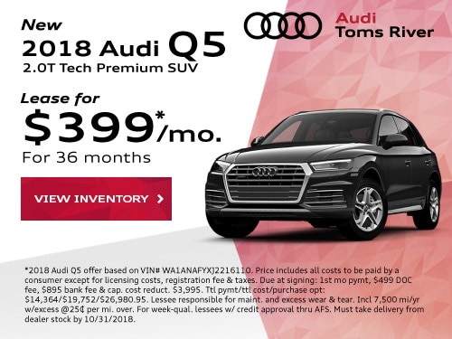 Audi Lease Specials Toms River NJ Ray Catena Audi Toms River - Audi lease deals nj