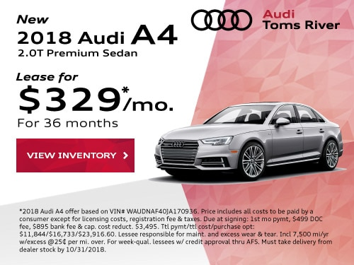 Audi Lease Specials Toms River NJ Ray Catena Audi Toms River - Audi lease specials