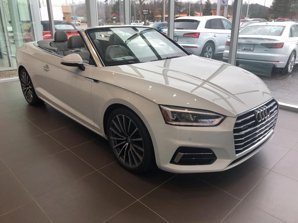 2019 Audi A5 2.0T Premium Plus Convertible