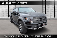 2013 Ford F-150 SVT Raptor 4WD SuperCrew 145 SVT Raptor