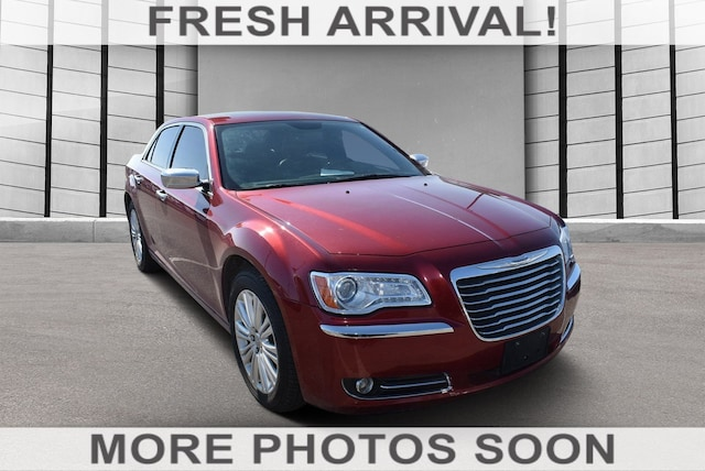 2014 Chrysler 300 300C Sedan