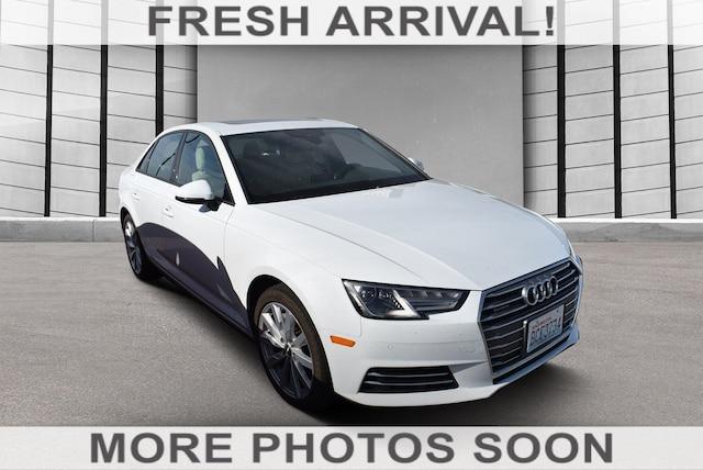 2017 Audi A4 Premium 2.0 TFSI Auto Premium quattro AWD