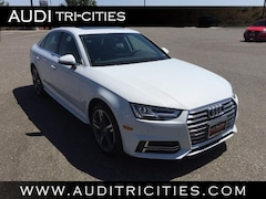 2018 Audi A4 2.0T Premium Plus 2.0 TFSI Premium Plus S Tronic quattro AWD