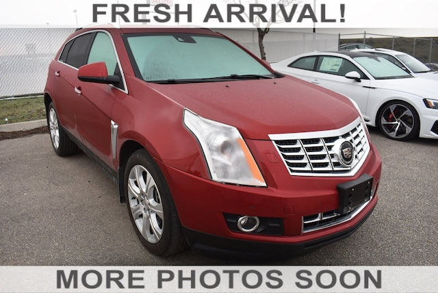 2013 Cadillac SRX Premium Collection AWD  Premium Collection