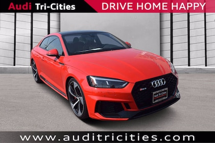 2018 Audi RS 5 Coupe 2DR CPE 2.9 TFSI Coupe