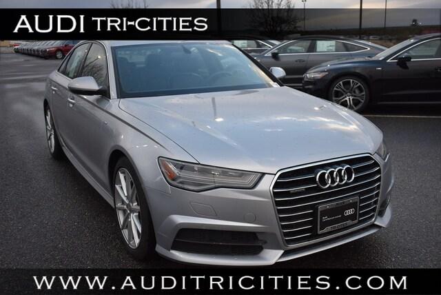 2018 Audi A6 Premium Plus 2.0 TFSI Premium Plus quattro AWD