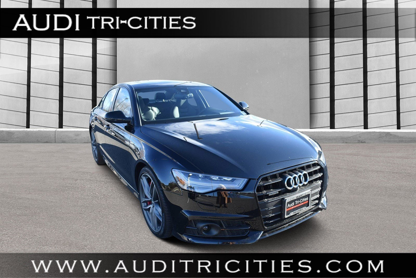 2017 Audi A6 Prestige Competition Package 3.0 TFSI