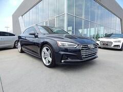 New 2018 Audi A5 2.0T Prestige Coupe in Tulsa, OK