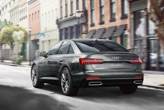 New Audi A6 for sale | Audi Tulsa near Owasso & Bixby