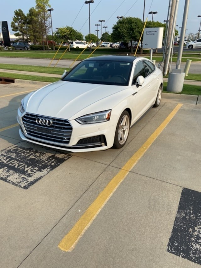 Pre-Owned 2019 Audi A5 2.0T Premium Plus Hatchback for sale in Tulsa, OK