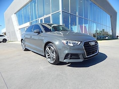 Certified Pre-Owned 2018 Audi A3 2.0T Premium Plus Sedan for sale in Tulsa, OK