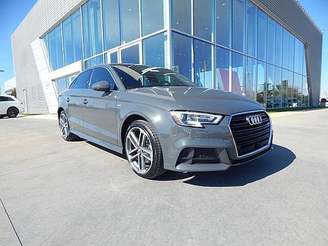 Used 2018 Audi A3 2.0T Premium Plus Sedan WAUGUGFF4J1040999 in Tulsa, OK