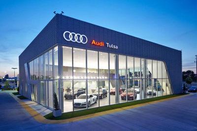 Audi Tulsa New And Used Audi Dealership Serving The Tulsa OK Area - Audi of tulsa
