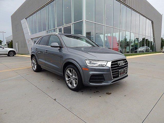 Used 2017 Audi Q3 2.0T Premium Plus SUV WA1JCCFS2HR000640 in Tulsa, OK