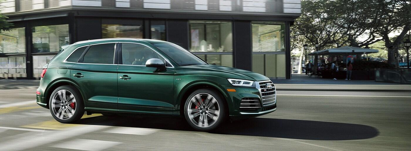 New Audi Q5 SUVs For Sale At Audi Tulsa