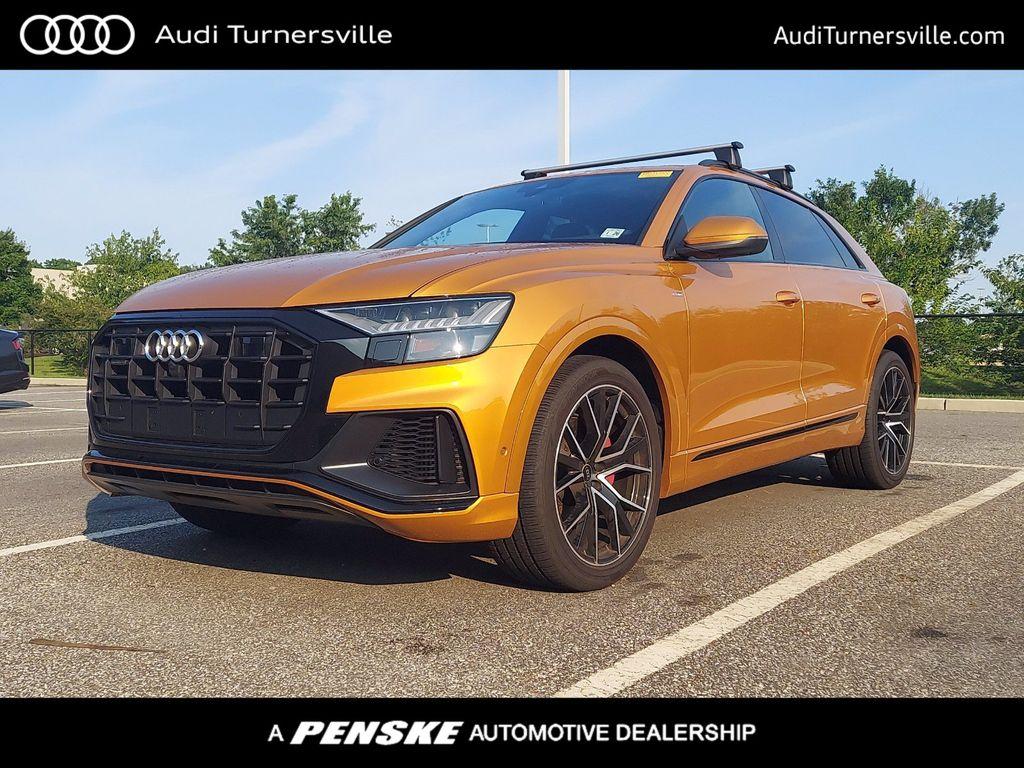 2021 Audi Q8 SUV